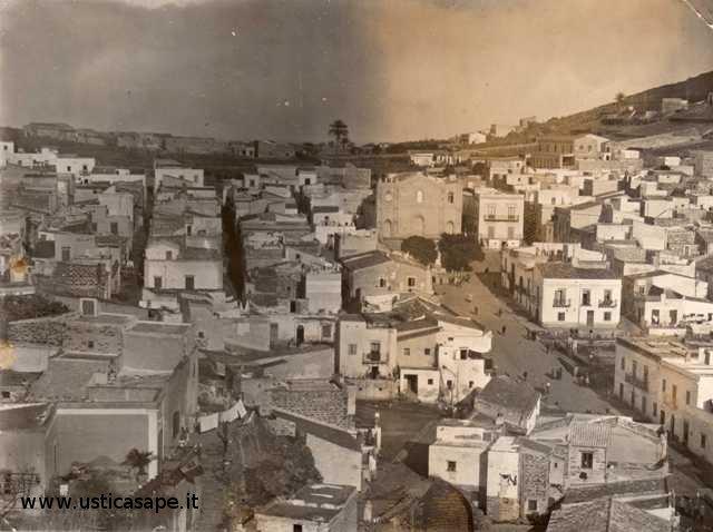 Vecchio centro di Ustica