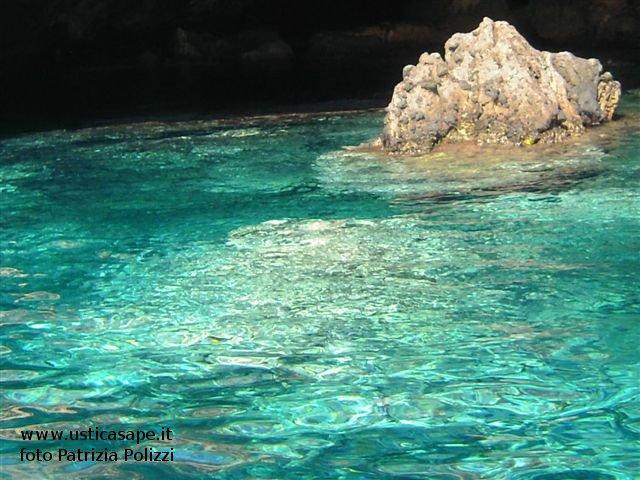 Ustica: trasparenza delle acque