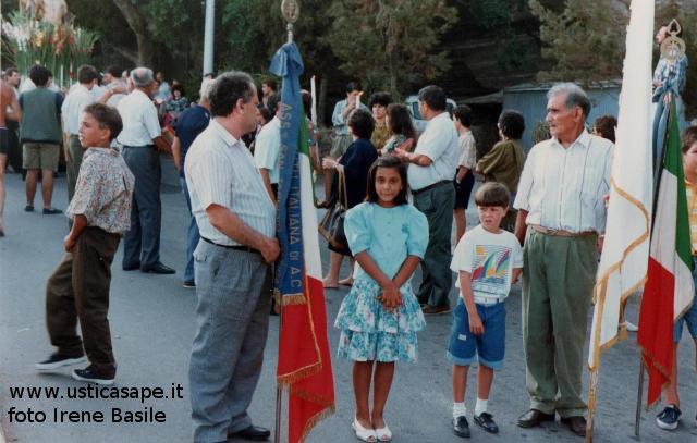 Processione San Bartolomeo Ott. 1991
