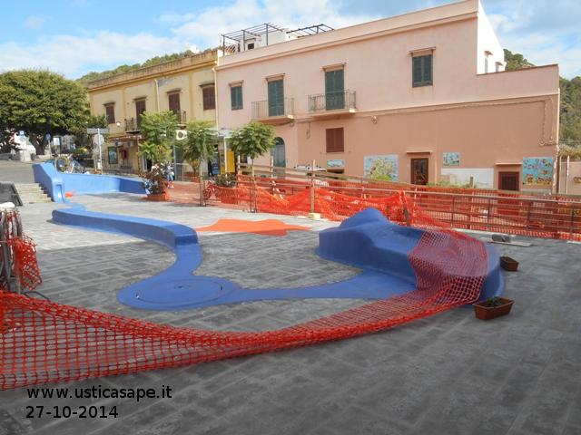Piazza lumaca