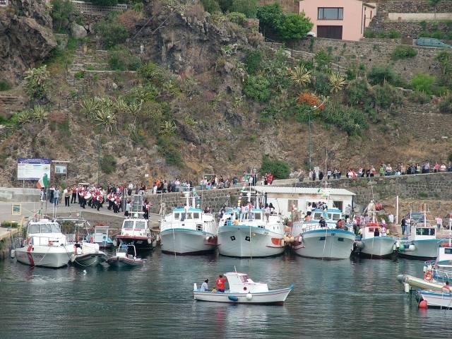 Festeggiamenti Madonna dei pescatori