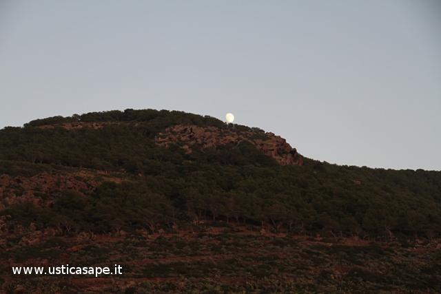 Spunta la luna dal monte...