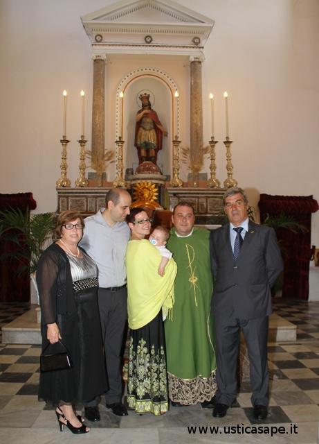 Battesimo Elia Fuccillo
