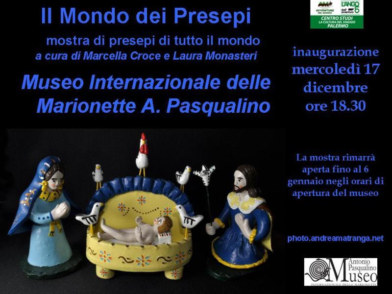 Il Mondo dei Presepi 17 dicembre