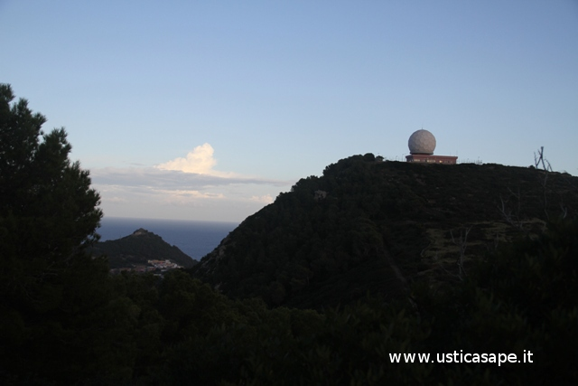 radar, Ustica, Paese, lontano