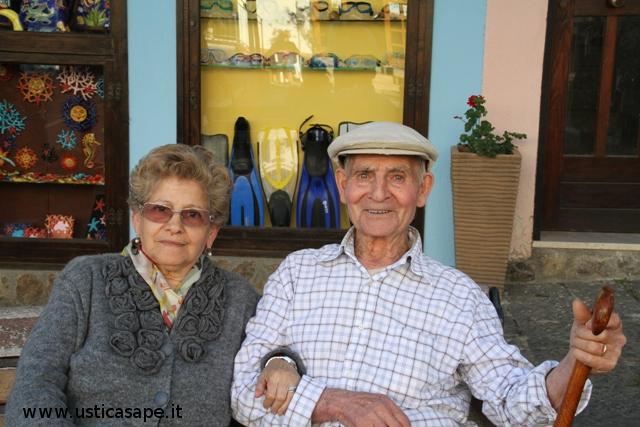 Nonno Pasqualino e la nipote