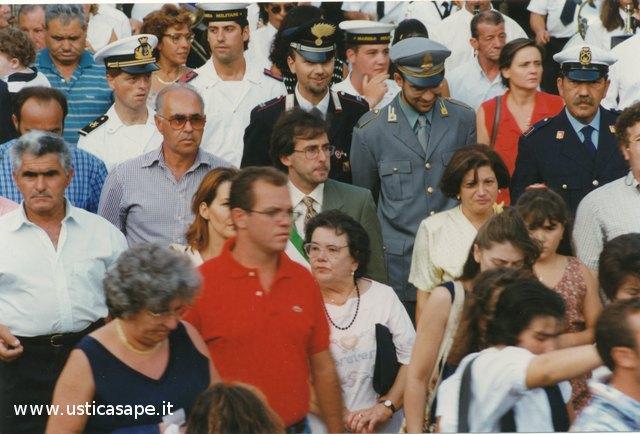 Partecipanti processione San Bartolo
