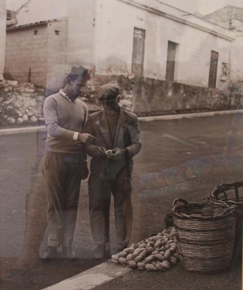 Ustica, vendita fichi d'india