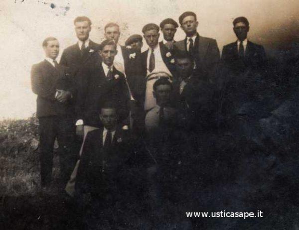 Foto ricordo classe 1912