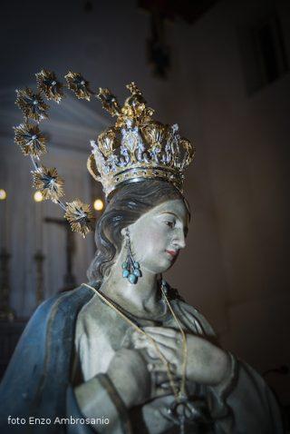 Vergina Maria con Corona e Stellario2