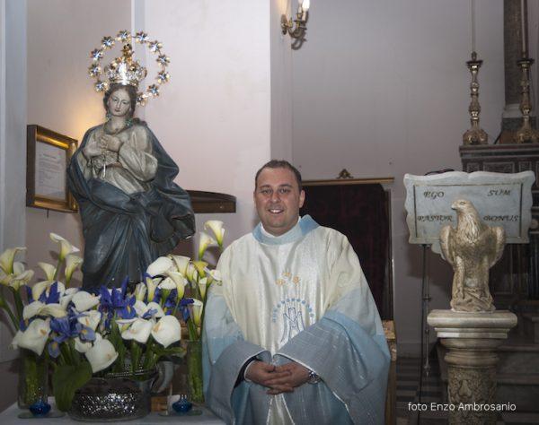 D.Lorenzo con La vergine Maria incoronata