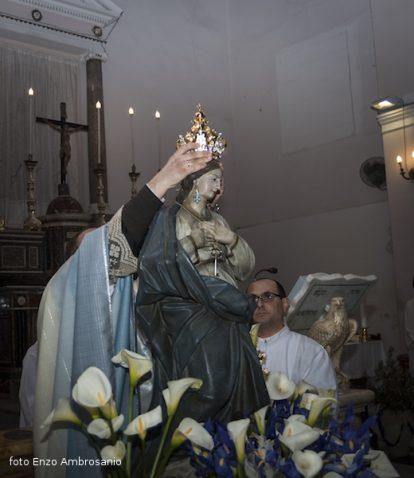 Vergina Maria con Corona