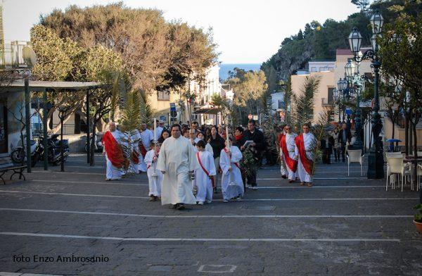 Apostoli in processione