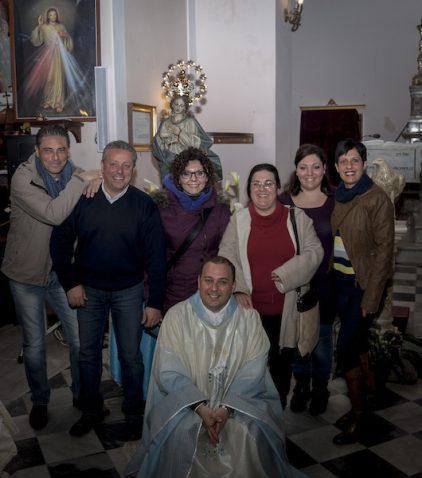 Vergine Maria con D.Lorenzo e Coro