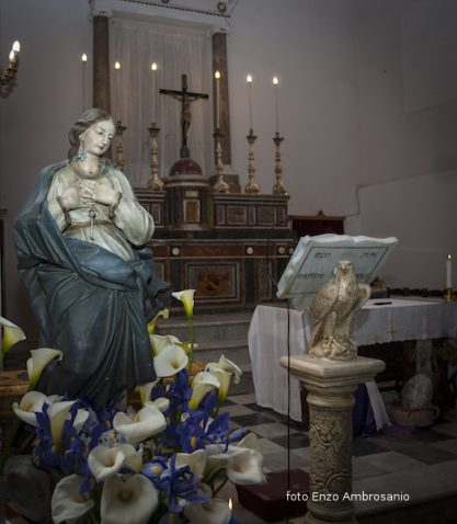 Vergina Maria senza Corona