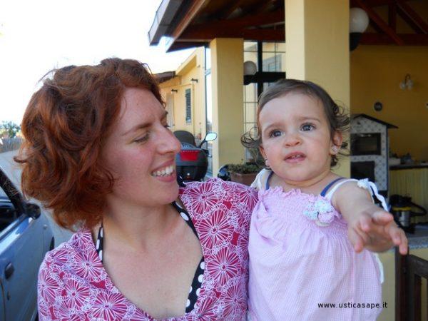 Mamma con figlia