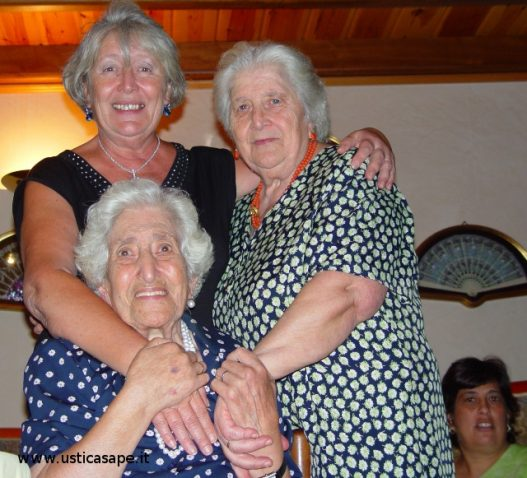 Tre sorelle Bertucci