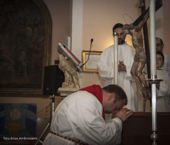 D.Lorenzo Adorazione della Croce