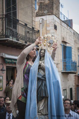 Incoronazione Statua di Maria