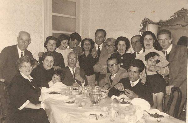 Cena con parenti (Compagno) provenienti dall'America