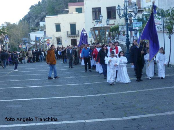 Processione Venerdi' Santo