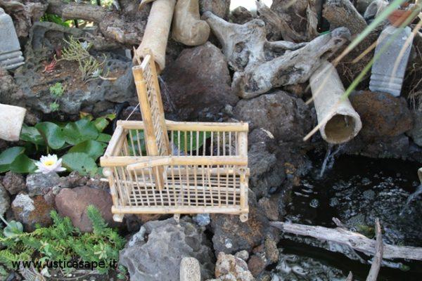 Antica trappola per uccelli