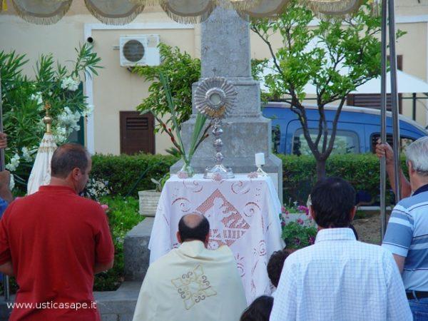 Altarini del Corpus Domini al Monumento dei Caduti