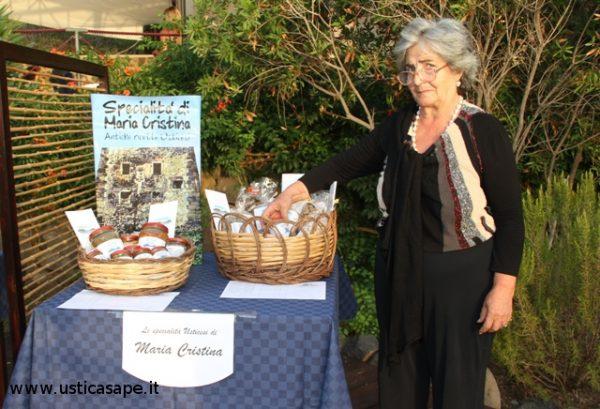 Antiche ricette Usticesi - Speciaslita' Maria Cristina