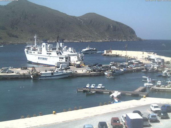 favignana Webcam