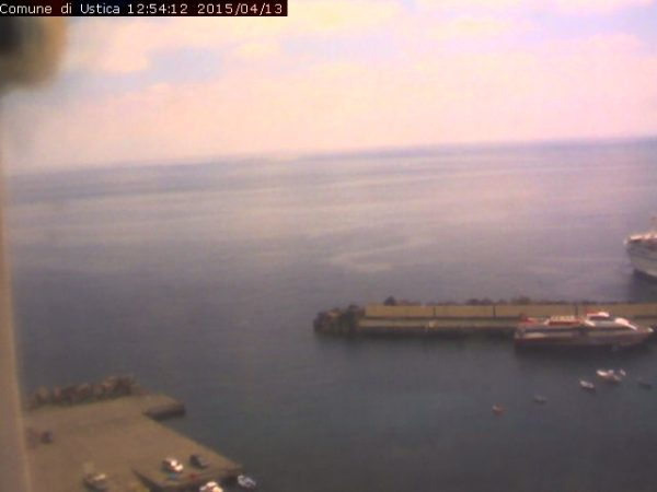 Ustica Webcam
