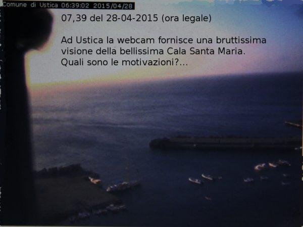 Webcam Comune di Ustica 1