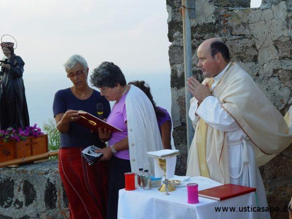 Santa Rosalia alla Falconiera - lettura Vangelo
