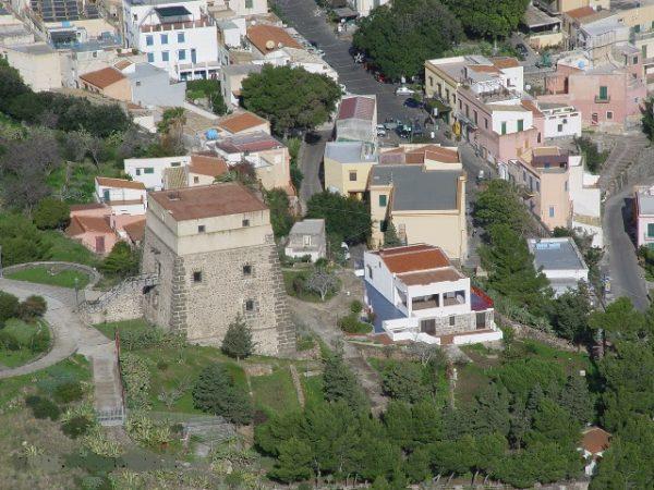 Santa Maria vista dall'alto