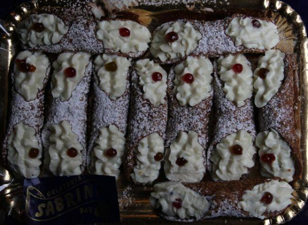 Gustosissimi cannoli di Ustica