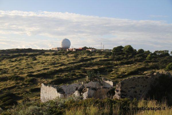 Radar con ruderi
