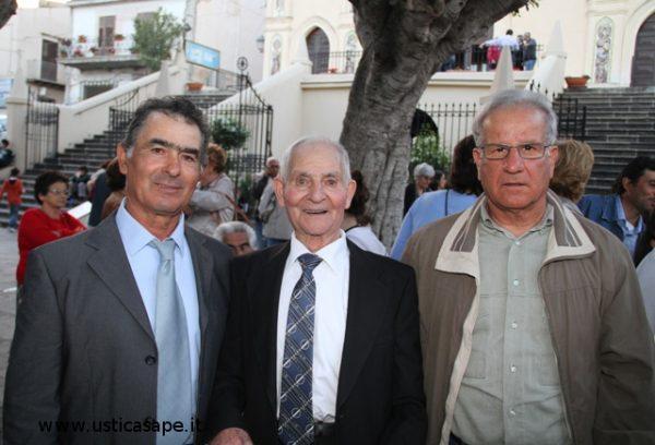 Foto con nonno Pasqualino