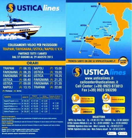 Grazie per aver scelto www.usticasape.it come mezzo di informazione su Ustica