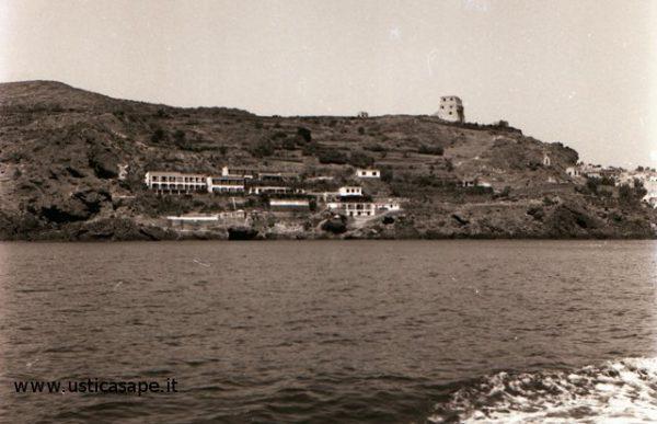 Antica foto di Ustica