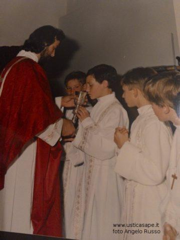 Angelo Russo - Icordo della Prima Comunione