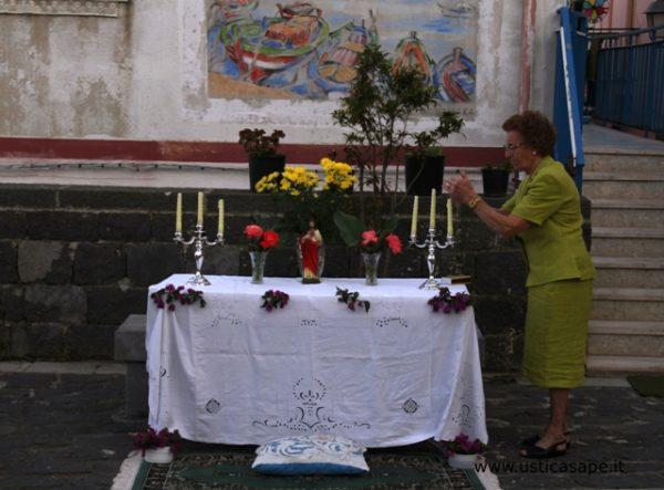 Altarino Corpus Domini