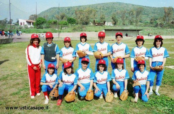 F.C.5620  squadra giovanile di softball