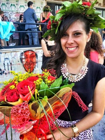 Laurea Melania Arnò