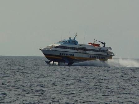 Rischio stop ai collegamenti via mare  Lampedusa e Pantelleria isolate?