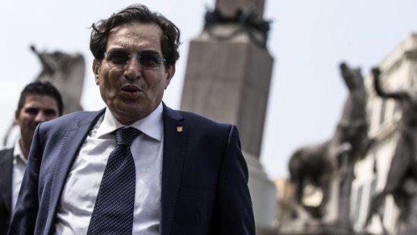 Rosario Crocetta, presidente della Regione Sicilia