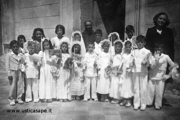 0 Bambini della prima comunione