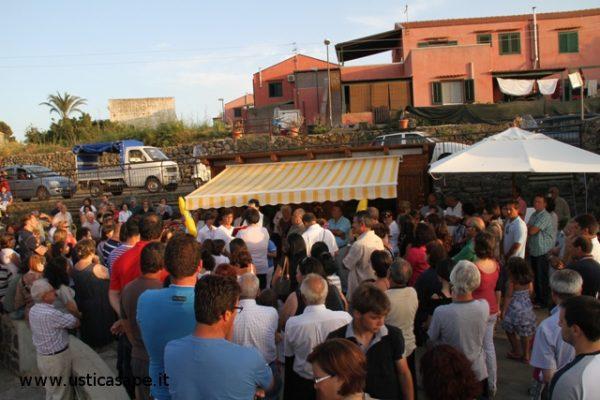 Inaugurazione punto vendita frutta e verdura