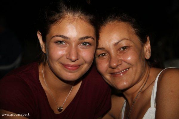 Mamma Lena e la figlia Chiara