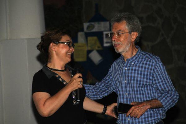 Parlare di astronomia con Franco Foresta Martin