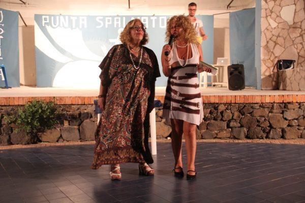 Serata divertente con Sara Favarò e Lucia Vinventi