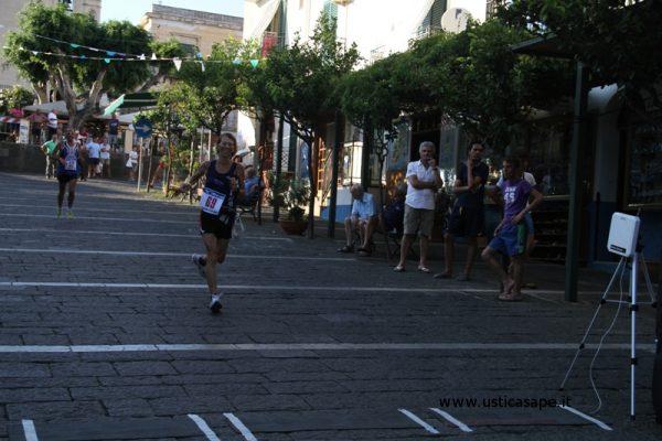 4° Giro Podistico a Tappe dell'Isola di Ustica